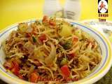 Recipe Bambino vegetable pulao / semiya upma