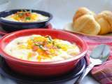 Recipe Baked potato soup