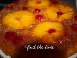 Recipe Pineapple upside down cake