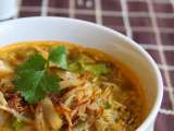 Recipe Gujarati mung bhaat- mung bean and rice soup