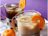 Recipe Orange cold coffee