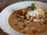 Recipe Chicken tortilla soup