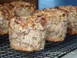 Recipe Apple-walnut-oat muffins - healthy choice