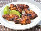 Recipe Spicy chipotle chicken wings & nfl super bowl xlv party snacks