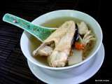 Recipe Abalone soup ~ cny