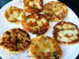 Recipe Farari potato and topiaco pattis