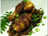 Recipe Chicken fry, kerala style (serves 2)