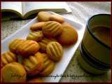 Recipe Short bread cookies / soft button cookies - 5th day blogging marathon..