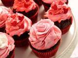 Recipe Valentine's day cupcakes