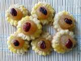 Recipe Cranberry Pineapple Tart Cookies