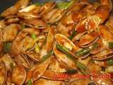 Recipe Chilly honey clams/lala