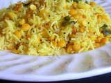 Recipe Pappu Biyyam / Pabbiyyam / Chana dal Rice