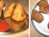 Recipe Vegetable samosa or veggi samosa