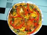 Recipe The pizza mania