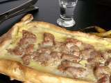 Recipe Pastrmajlija - macedonian pizza