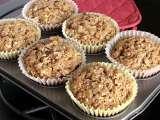 Recipe Texas-sized muffins