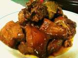Recipe Adobo: filipino national dish