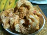 Recipe Chicharon: filipino traditional pork cracklings