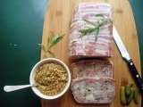 Recipe I poached dave's sweetbreads terrine!