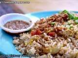 Recipe Delicious Belacan Fried Rice at Sungai Pinang Food Court