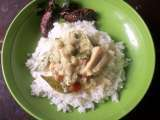 Recipe Meen molee(fish cooked in coconut milk)