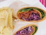 Recipe Roast beef wrap