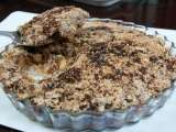 Recipe Apple crumble