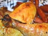 Recipe Lapsang souchong tea brined chicken