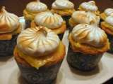 Recipe Lemon meringue cupcakes