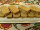 Recipe Peanut butter sandwich cookies