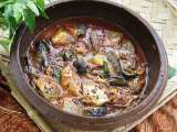 Recipe Kottayam style fish curry - meen curry