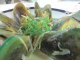Recipe Mussels in white wine