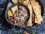 Recipe Cheesy red bean dip
