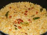 Recipe Kara pori / spicy puffed rice / crispy masala murmura