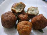 Recipe Spicy minced chicken balls(chicken kola urundai)
