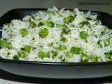 Recipe Green peas pulao (mutter pulao)