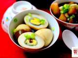 Recipe Chinese tea eggs