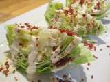 Recipe Retro wedge salad (visit site)