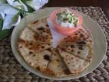 Recipe Saunf wali meethi roti /fennel flavored, sugar stuffed flat bread