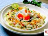 Recipe Thai mee hoon kerabu ( salad)