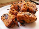 Recipe Chicken tikka(grilled or deep fried)
