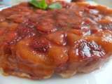 Recipe Strawberry tart tatin
