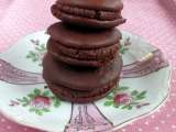 Recipe Chocolate whoppie pies