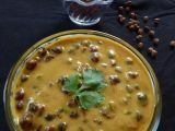 Recipe Kala chana kadhi