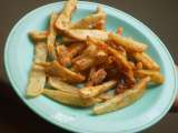 Recipe Homemade potato fries/ french fries recipe