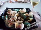 Recipe Sauvignon blanc clams & mussels pot