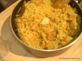 Recipe Prawn khichadi (pulav/pilaf/poolav)