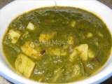 Recipe Aloo palak