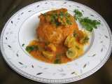 Recipe Gatte ki subjee traditional rajasthani savory