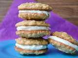 Recipe Oatmeal whoppie pies